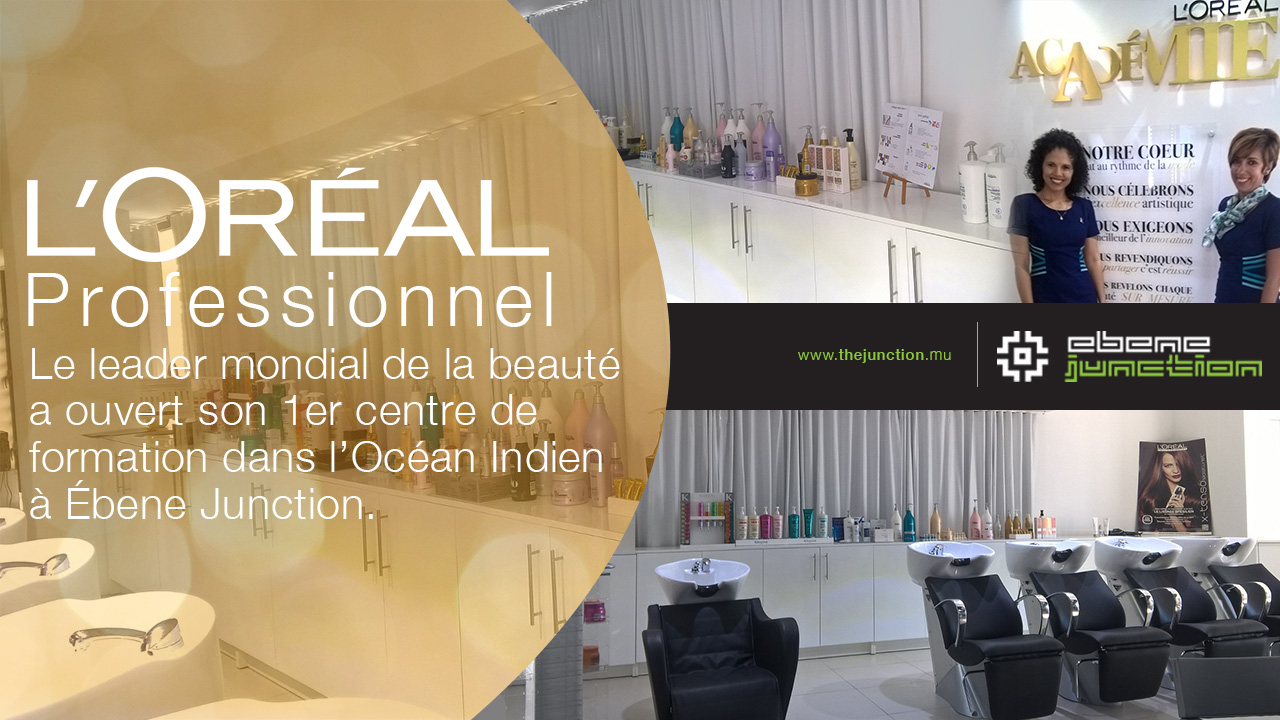 L'Oréal Ebene Junction